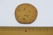 豆乳クッキーの直径
