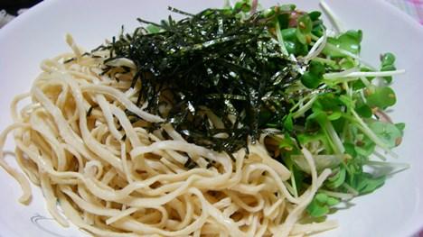 ソイドル冷麺