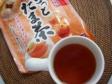さらっとたま茶
